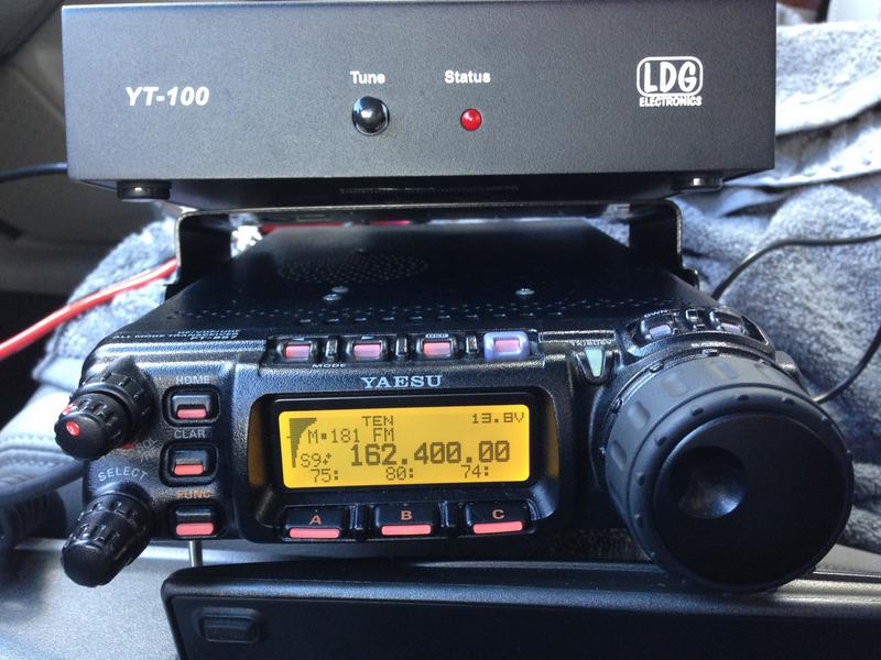 Eham Net Classifieds Yaesu Ft 857d W Tuner Meter And More