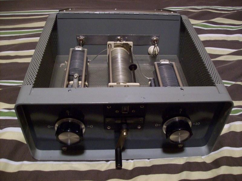 eHam net Classifieds Homebrew Antenna Tuner