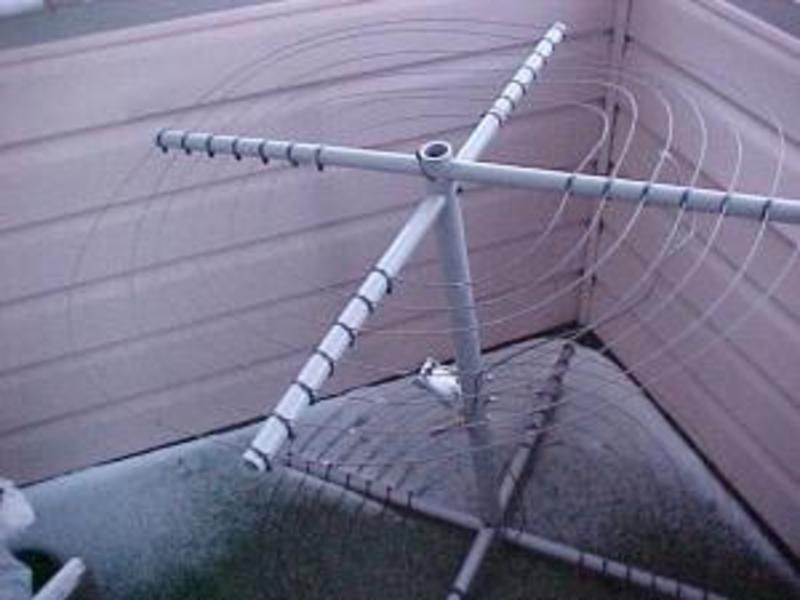 radio stealth amateur antenna