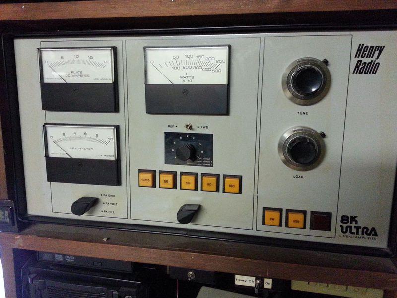 Eham Net Classifieds Henry 8k Ultra Hf Amplifier