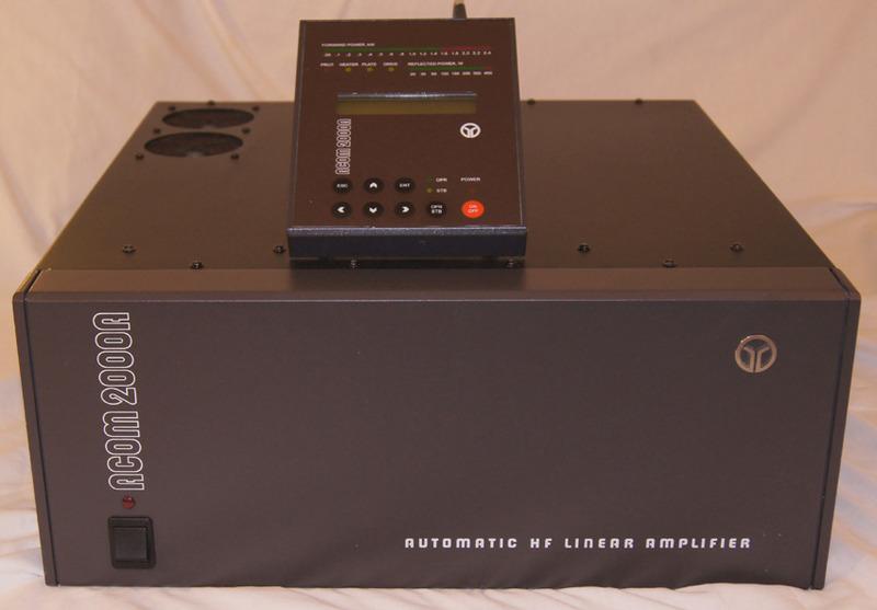 Acom 2000A Automatic Hf Linear Amplifier - Swdigital