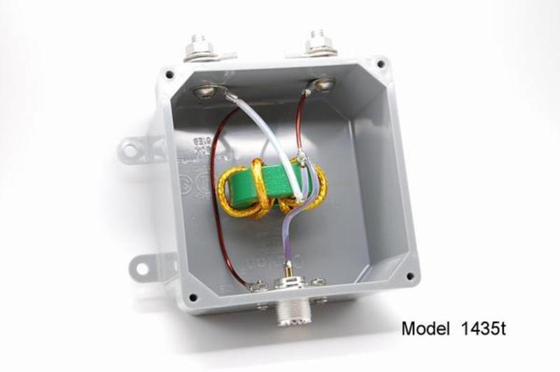 Balun designs 1 4 12 5 50 ohms unun model 1435t excellent for