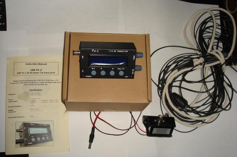 eHam net Classifieds FX-2 LNR Precision 30/40 m Transceiver