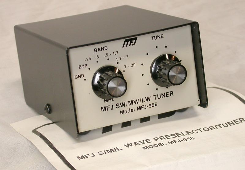 eHam net Classifieds MFJ-956 Antenna Tuner