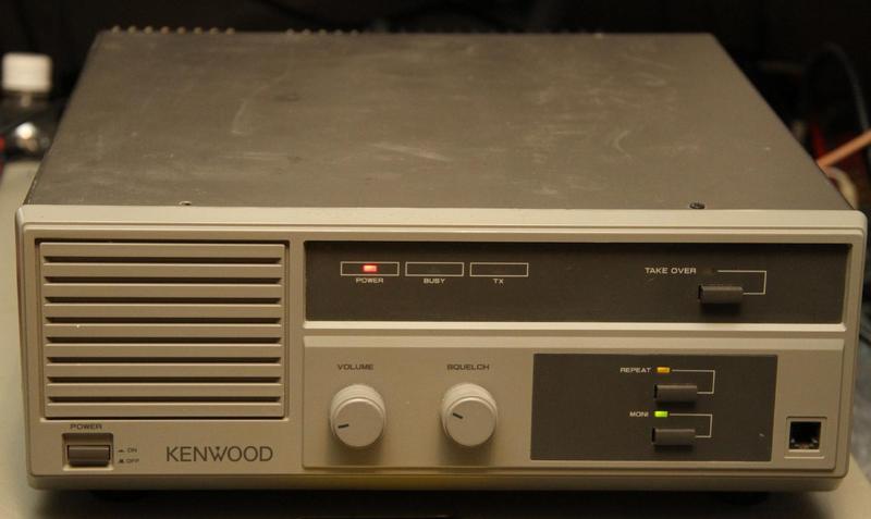 Eham Net Classifieds Kenwood Tkr 820 Uhf Repeater