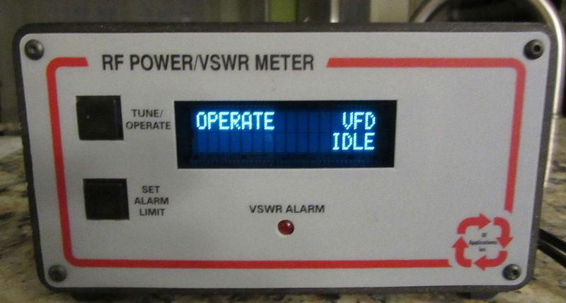 Digital Rf Meter : Eham classifieds rf applications digital vfd p d