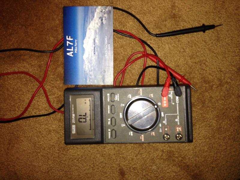 Digital Multimeter Fluke 27 : Eham classifieds fluke fm true rms meter