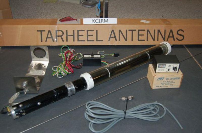 eHam net Classifieds Tarheel Model 100 Screwdriver Antenna