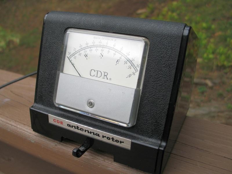 eHam net Classifieds CDE Ham-M rotator control box
