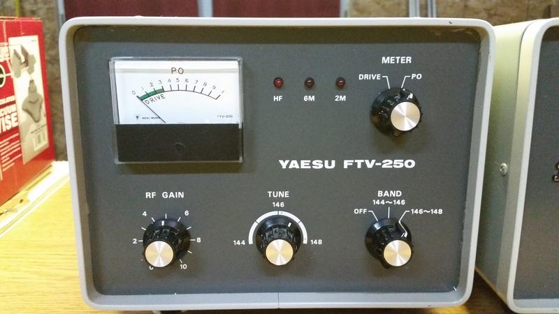 eHam net Classifieds Yaesu FTV-250