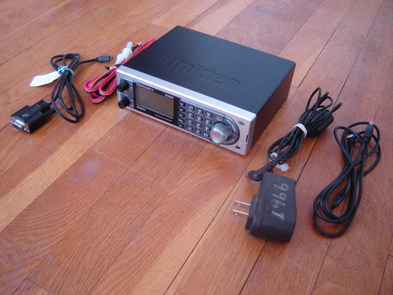 eHam net Classifieds Uniden digital scanner BCD996T P25