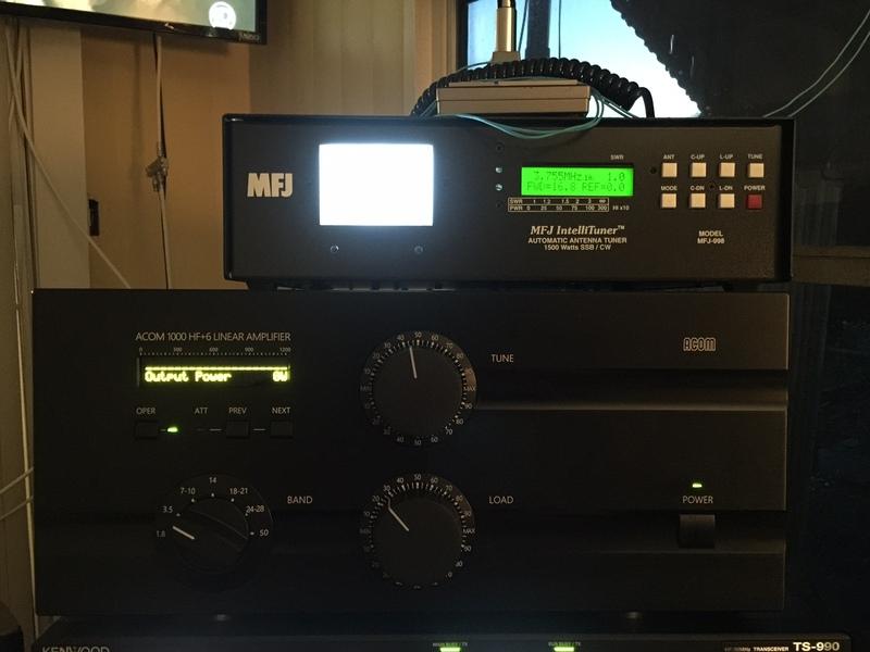Acom 1000 Amplifier manual