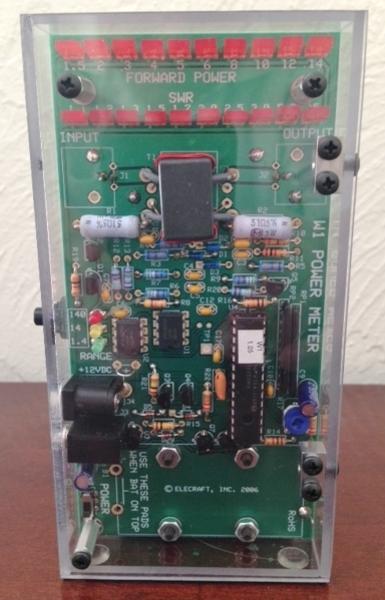 eHam net Classifieds ELECRAFT W1 WATTMETER/SWR BRIDGE