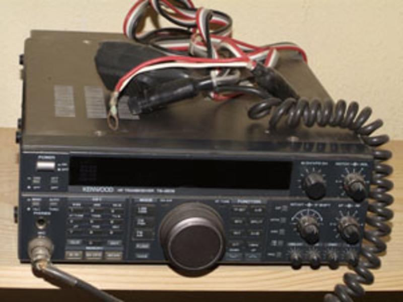 eHam net Classifieds Kenwood TS 450 AT