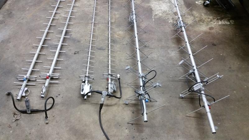 eHam net Classifieds VHF UHF 900 1296 SATELLITE ANTENNAS