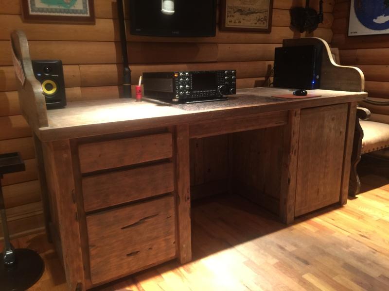 Classifieds Massive Ham Radio Desk For Sale