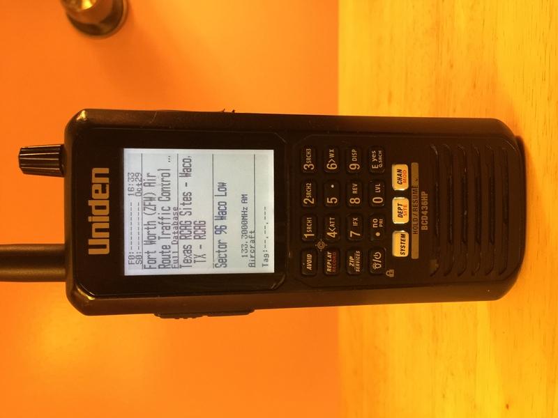 eHam net Classifieds Uniden BCD436HP Portable Digital Scanner