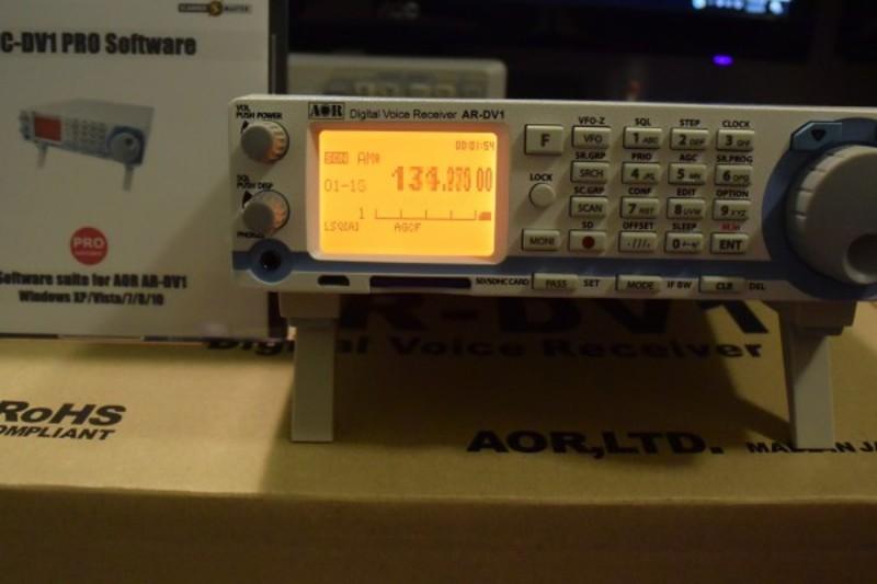 eHam net Classifieds AOR AR-DV1