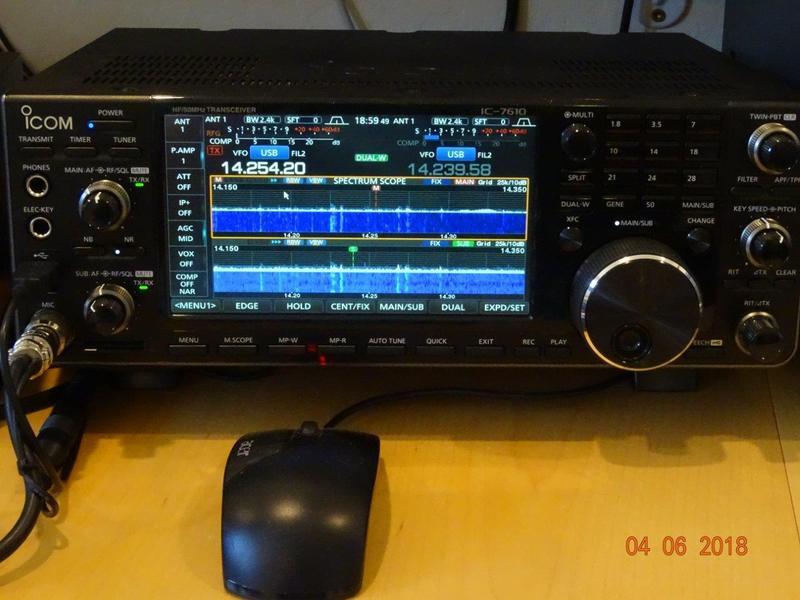 Icom Radio Problems