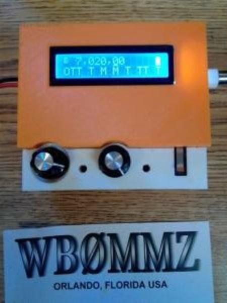 eHam net Classifieds QCX QRP 40 Meter Radio in Case