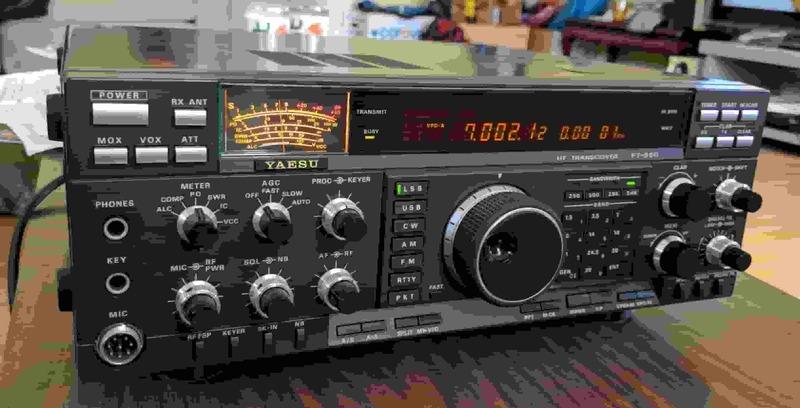 eHam net Classifieds Yaesu FT-990 HF Transceiver