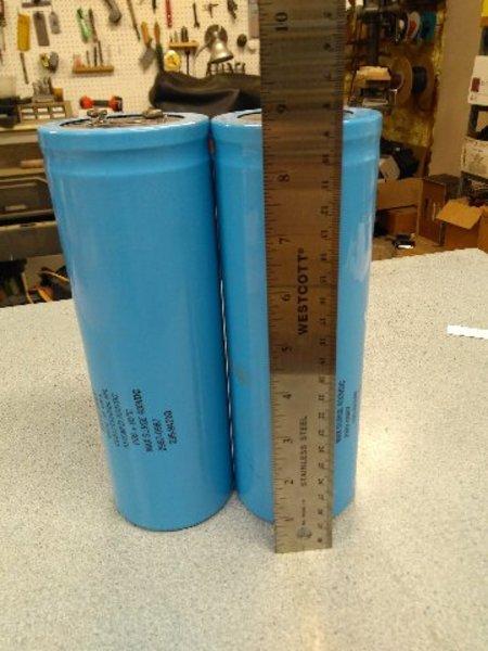 eHam net Classifieds FS: More Amplifier Caps BiG