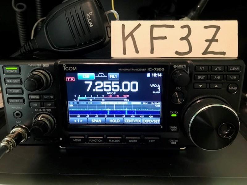 eHam net Classifieds ICOM IC-7300 HF and 6 Meter Transceiver