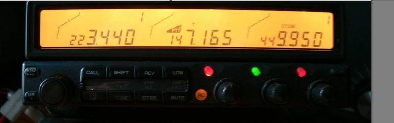eHam net Classifieds Kenwood TM-742A W/220mhz Slice $575 Shipped