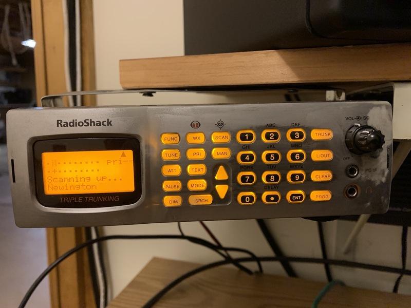 eHam net Classifieds Radio Shack PRO-163 Scanner