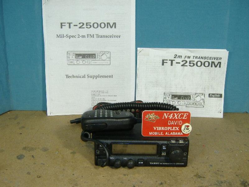 eHam net Classifieds Yaesu FT2500M , Tentec 220 Filter