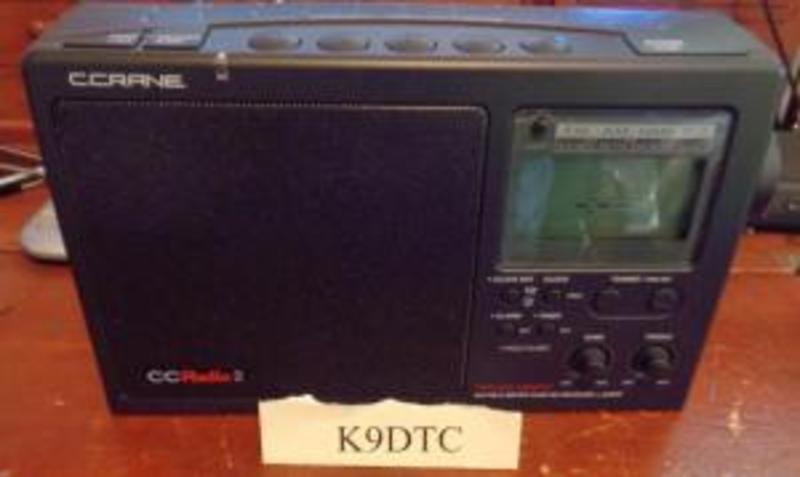 eHam net Classifieds C Crane CCRadio2 AM/FM/2-meter