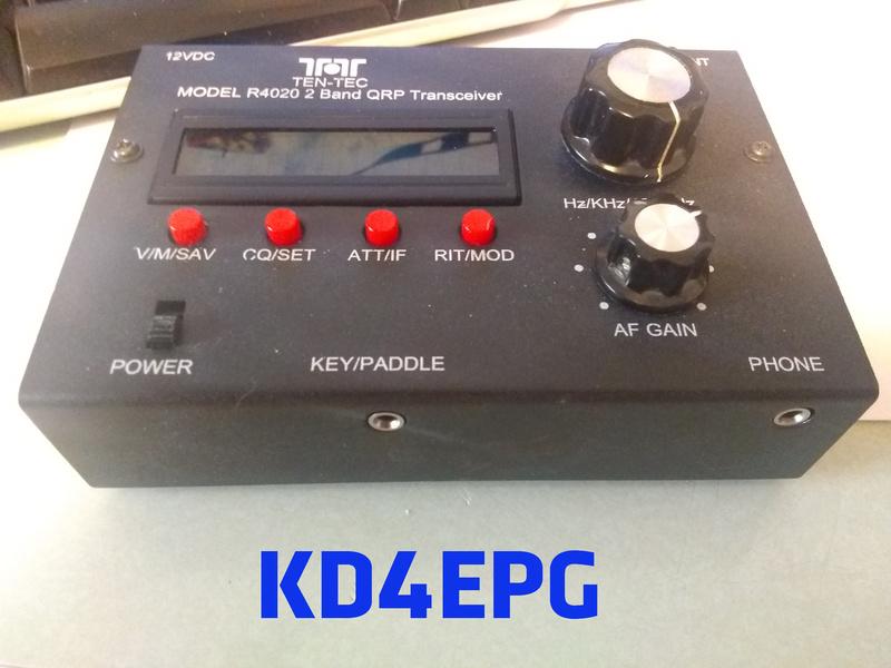eHam net Classifieds SOLD Ten-Tec 4020 QRP transceiver