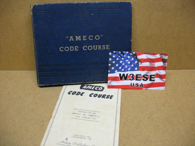 eHam net Classifieds AMECO CODE COURSE