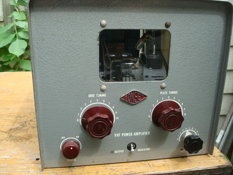 eHam net Classifieds Gonset Tube amplifier VHF $199