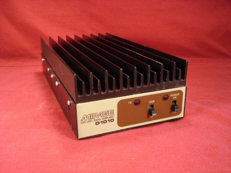 eHam net Classifieds Mirage D1010 UHF 70cm Amplifier - For