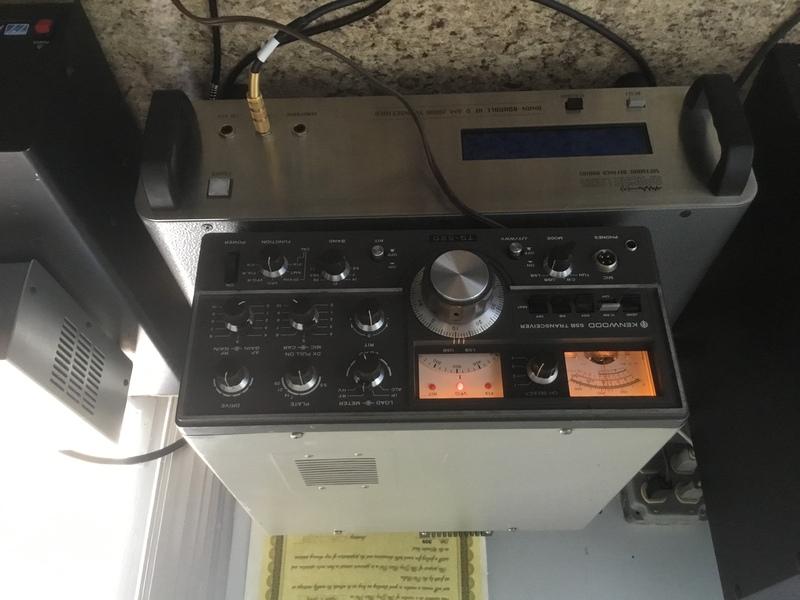 eHam net Classifieds Kenwood TS HF transceiver