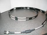 N9TAX Dual band slim jim portable antenna by 2way electronix